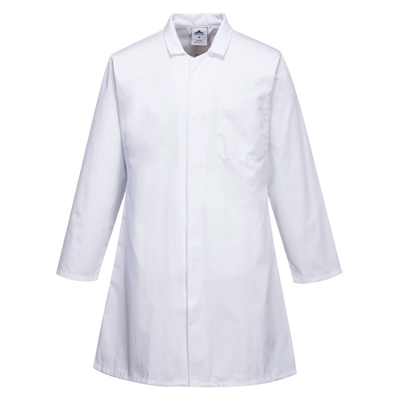 Blouses Homme Agroalimentaire, 3 poches