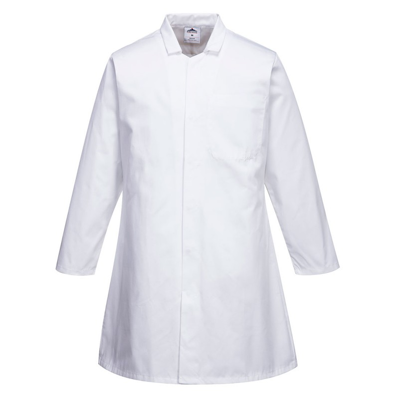 blouses Homme Agroalimentaire, 1 poche