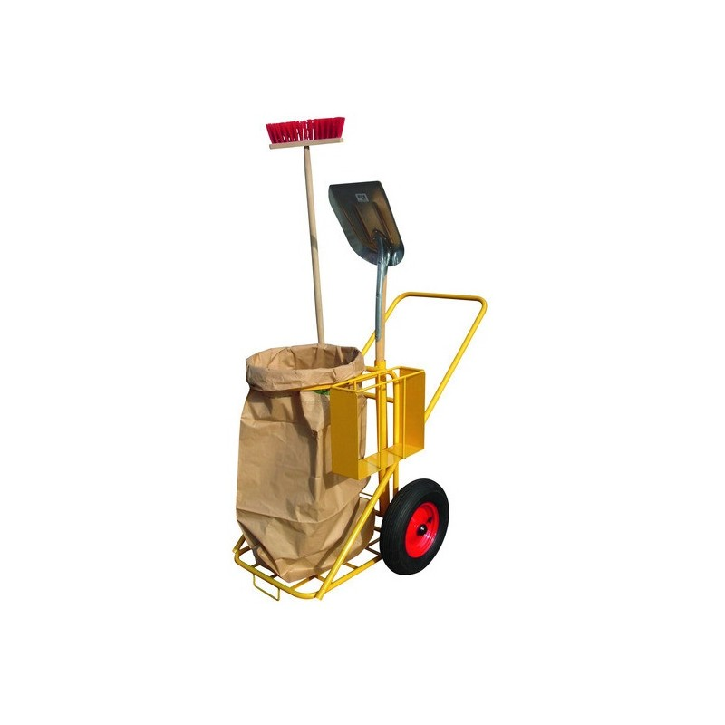 Outdoor Cleaning Cart