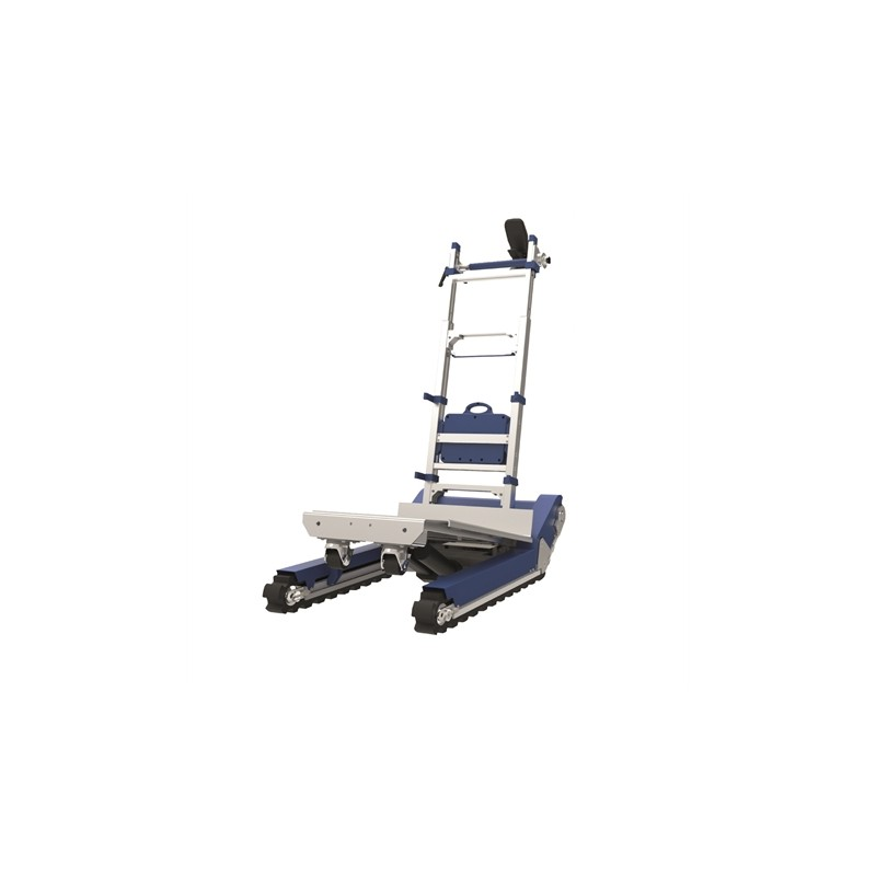 Electric tracked stairlift