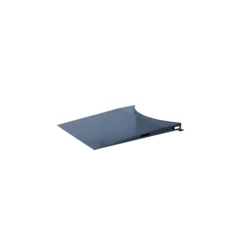 Ramp for TMD wrapping machines
