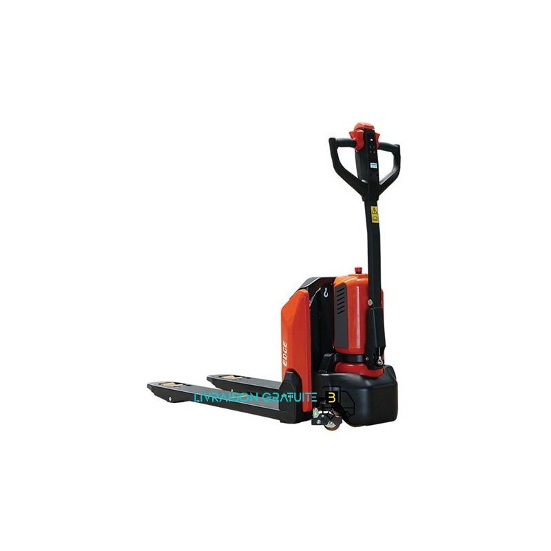 Lithium electric pallet truck