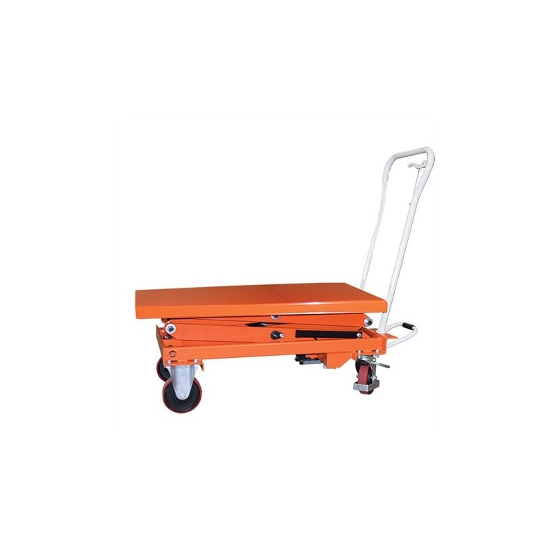 BS30D Manual high lift table 300 kg