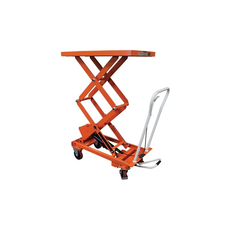BS50D Manual high lift table 500 kg