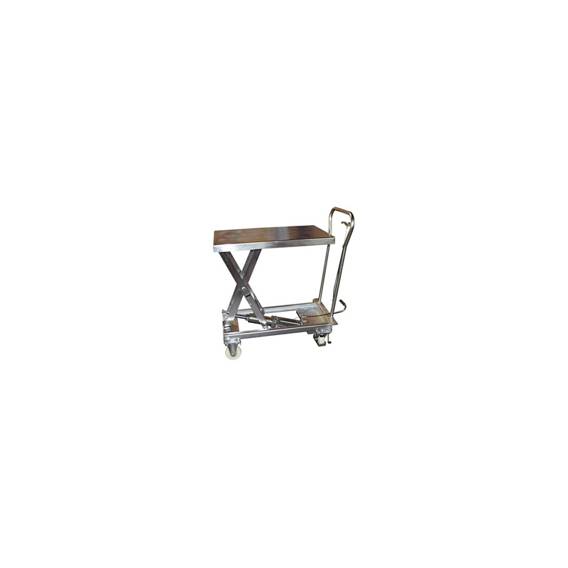MH-V20 Lifting table stainless steel 304 capacity 200 kg inox