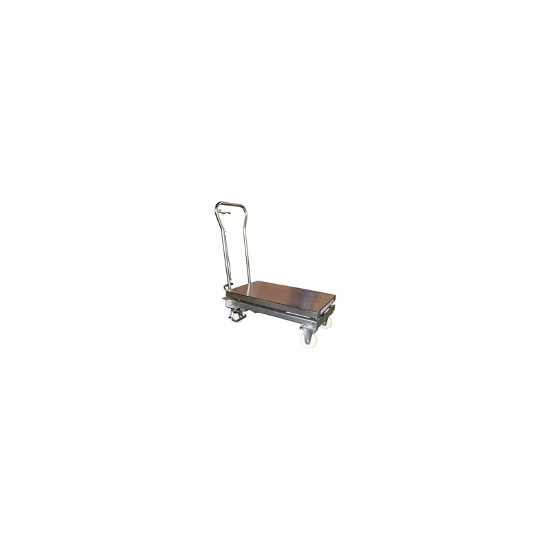 MH-V20 Lifting table stainless steel 304 capacity 200 kg