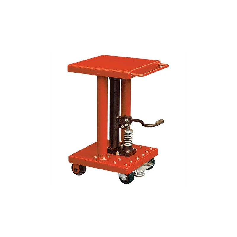 MD0548 Hydraulic levelling table 225 kg dimensions 460 x 460 mm