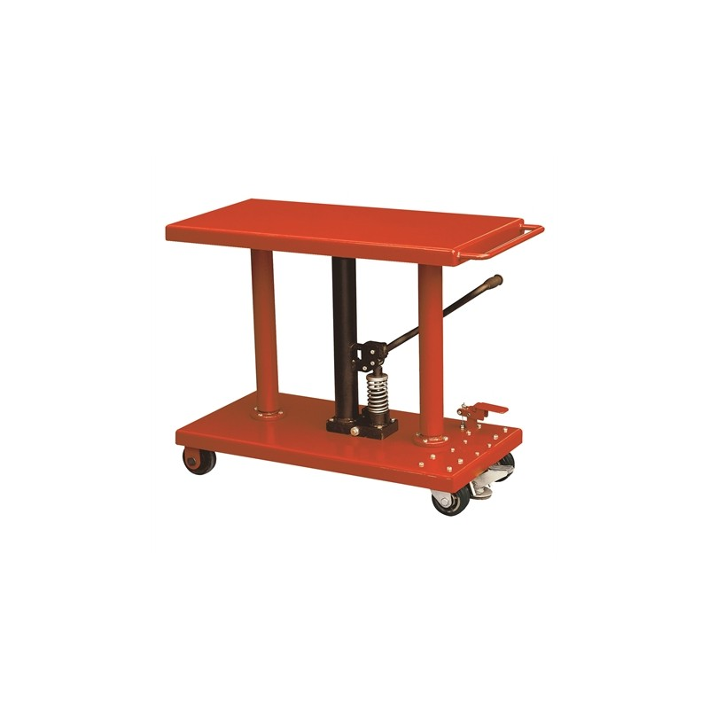 MD1048 Hydraulic levelling table 455 kg dimensions 915 x 410 mm