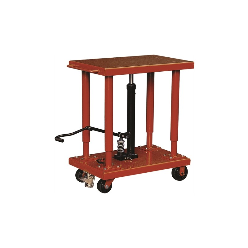 Hydraulic levelling table 1800 kg