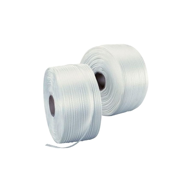 Textile strap resistance from 380 to 550 kg