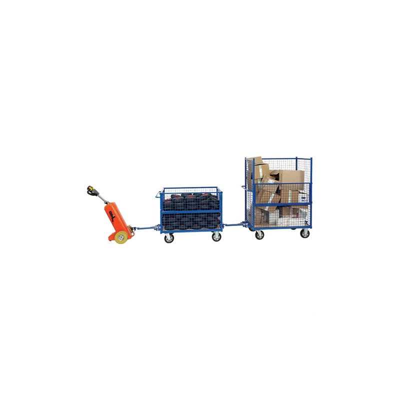 Electric pulling/pushing tractor 1500 kg